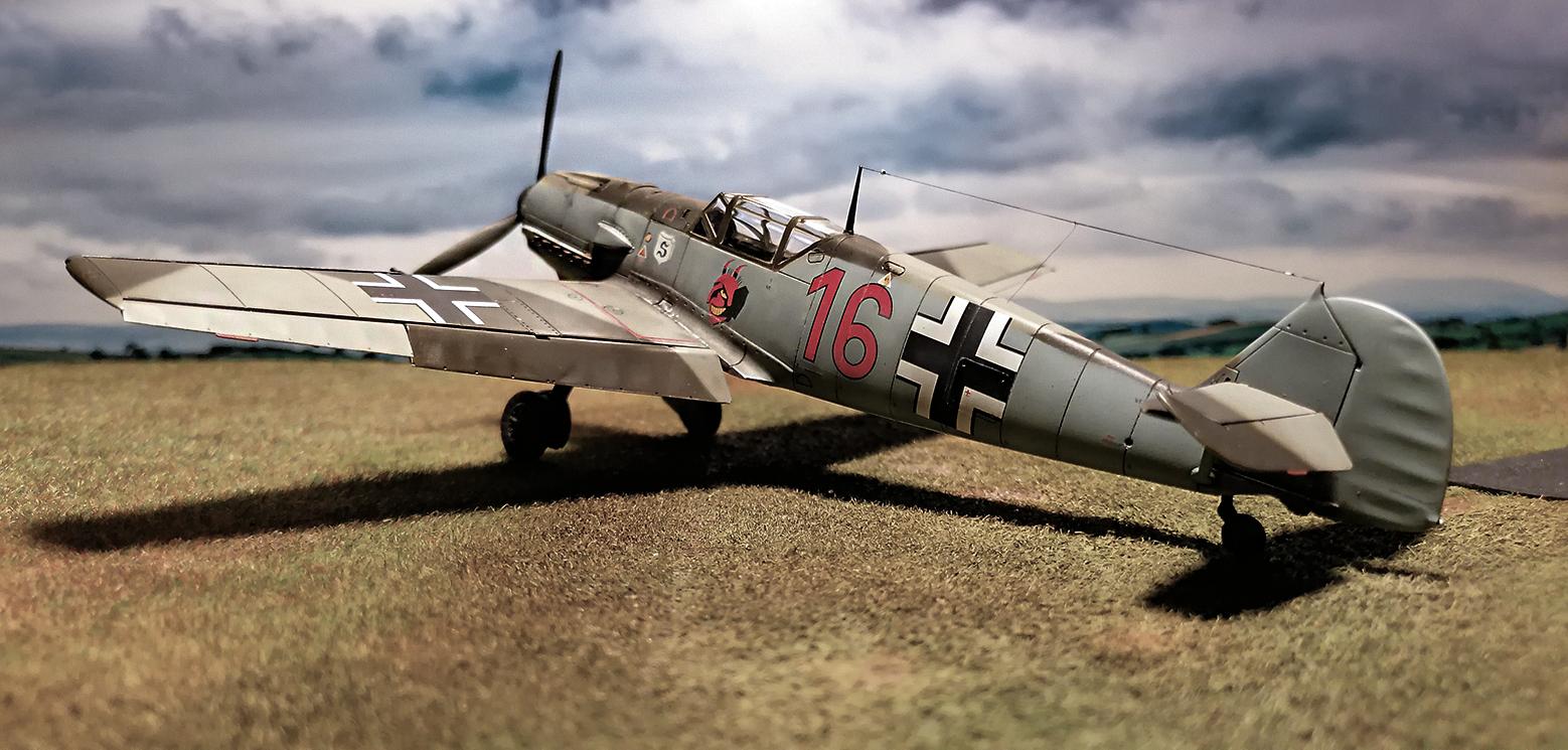 001_Airfix-Bf-109E3-1_48-Losigkeit
