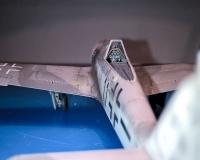 Cockpit der FW-190 in 1/72