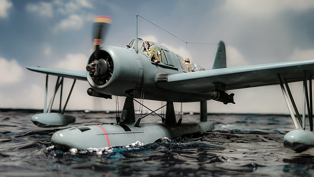 Airfix-Vought-OS2U-1-Kingfisher-001
