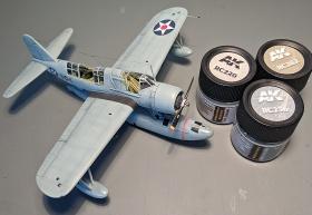 Airfix-Vought-OS2U-1-Kingfisher-023