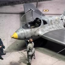 Preiser Luftwaffe Figuren Offiziere Piloten 1-72