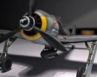 FW-190 F8 in 1/72 von Eduard