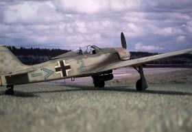 Flugklare Maschine FW-190 A2