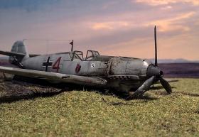 Airfix-1-72-bf-109E