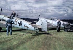 14-Airfix-BF-109E-Schlageter-Duo11