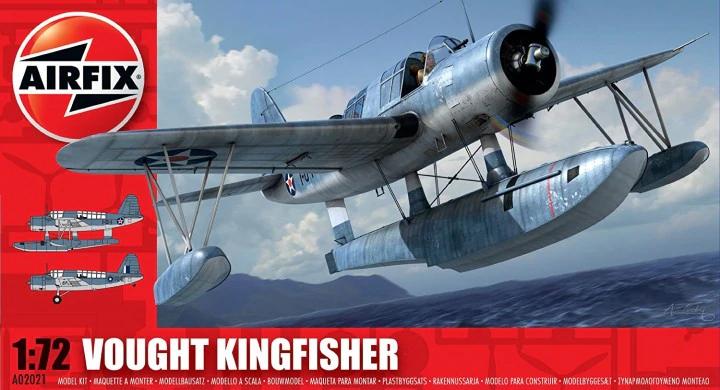 Kingfisher-Airfix