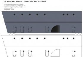 US-Navy-carrier-Island-cardboard
