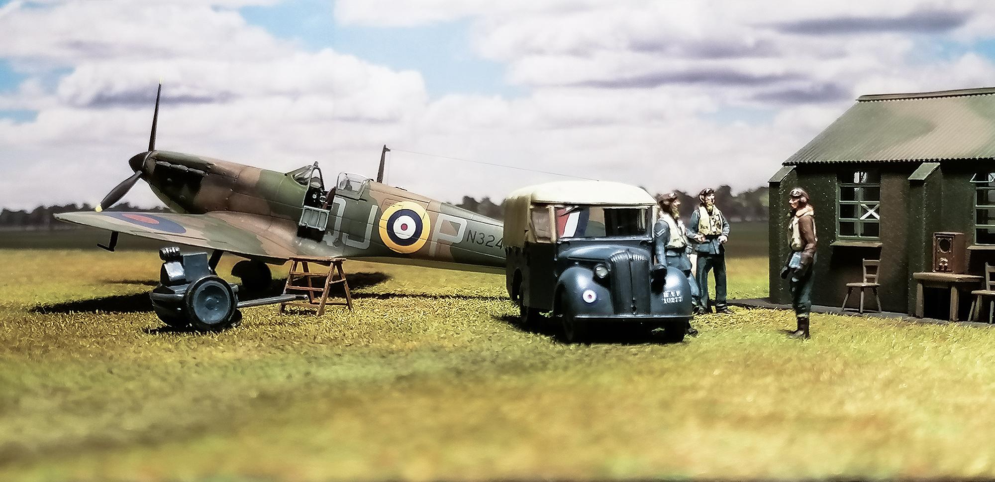Airfix_Spitfire_02
