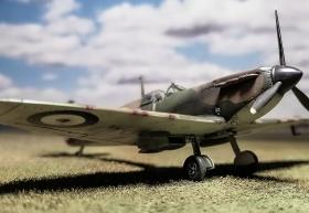 Airfix_Spitfire_07