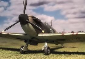 Airfix_Spitfire_10
