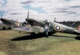 Airfix_Spitfire_11