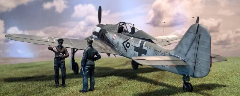 Eduard FW-190 A5, Oblt. Rolf Strohal