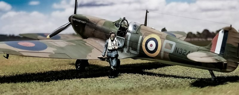 Airfix Battle of Britain Diorama