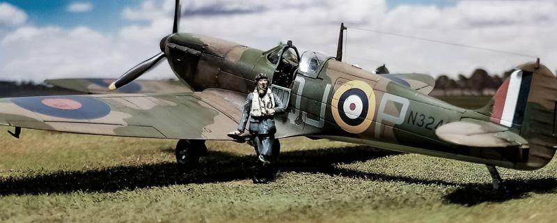 Airfix Battle of Britain Diorama